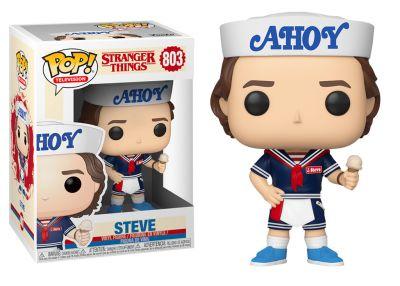 Stranger Things - Steve 3