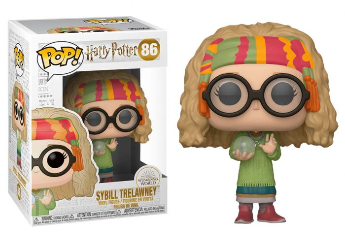 Harry Potter - Sybill Trelawney