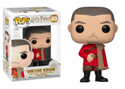 Harry Potter - Viktor Krum
