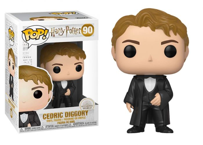 Harry Potter - Cedric Diggory 2