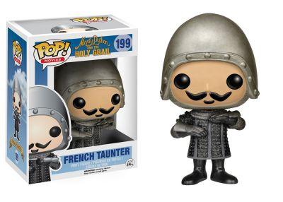 Monty Python i Święty Graal - Drwiący Francuski Rycerz