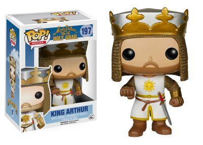Monty Python i Święty Graal - Król Artur