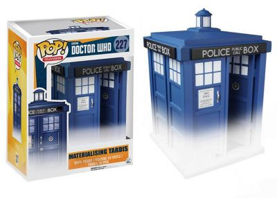 Doctor Who - TARDIS 3