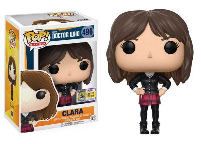 Doctor Who - Clara