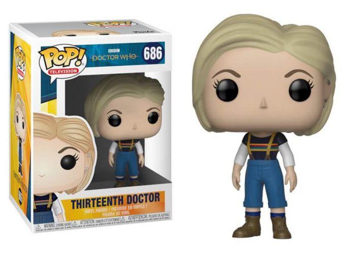 Doctor Who - 13 Doktor