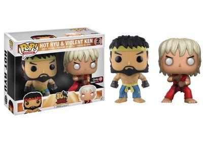 Street Fighter - Hot Ryu & Violent Ken