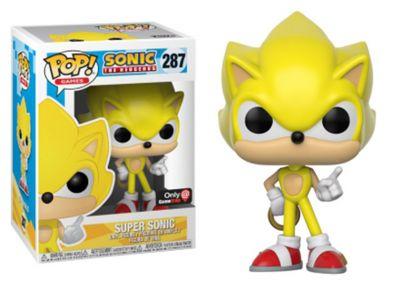 Sonic - Super Sonic
