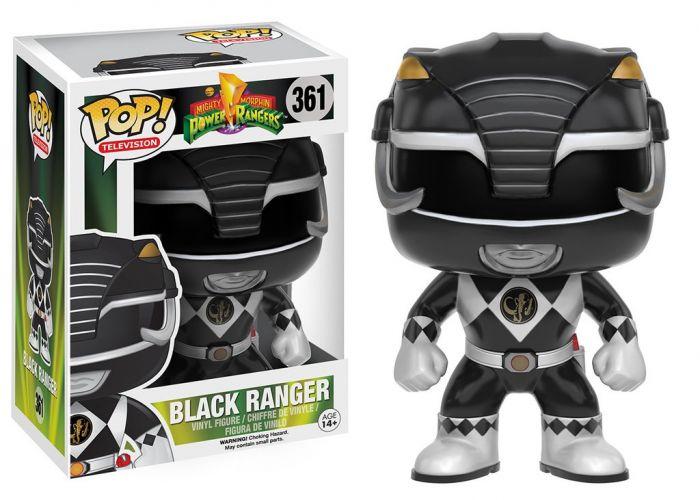 Power Rangers - Czarny wojownik