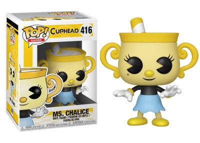 Cuphead - Ms. Chalice