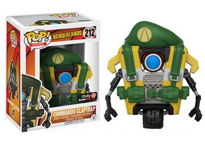 Borderlands - Commando Claptrap