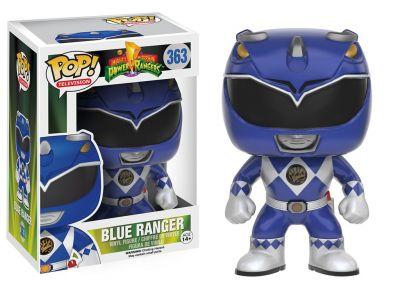 Power Rangers - Niebieski wojownik