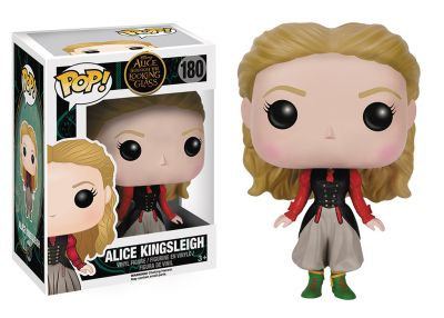 Alicja po drugiej stronie lustra - Alicja Kingsleigh