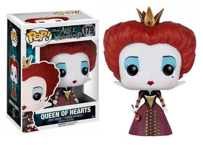 Alicja w Krainie Czarów - Czerwona Królowa