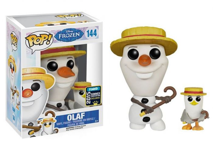 Kraina lodu - Olaf 4