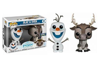Kraina lodu - Olaf & Sven