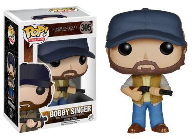 Supernatural - Bobby Singer