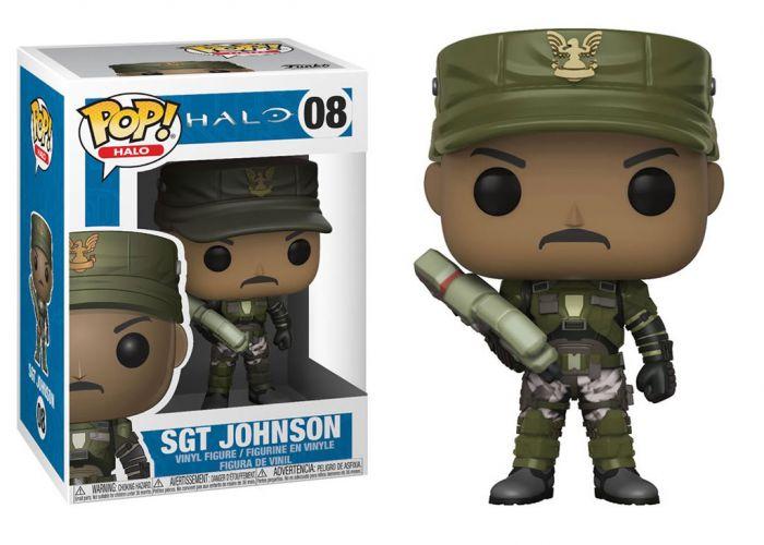 Halo - SGT Johnson