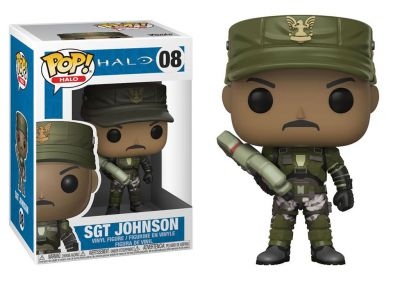 Halo - SGT Johnson