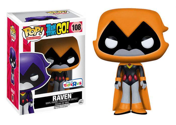 Młodzi Tytani: Akcja! - Raven 2