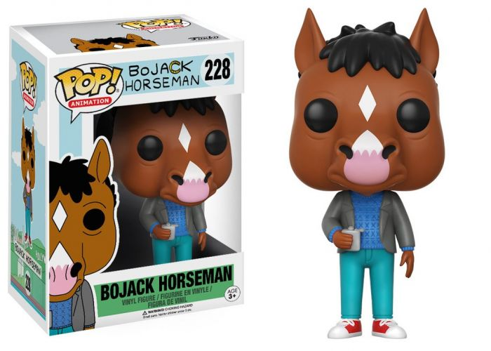Figurka Bojack Z Serii Bojack Horseman Funko Pop Vinyl