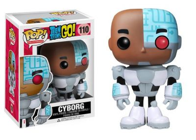 Młodzi Tytani: Akcja! - Cyborg 2