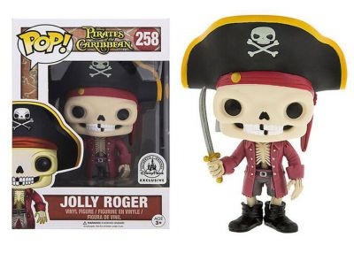 Piraci z Karaibów - Jolly Roger