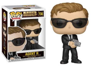 Men in Black: International - Agent H