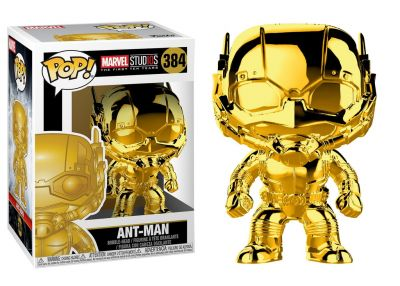 10lecie MARVEL - Ant-Man (Chrome)