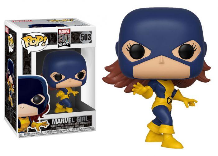 80 rocznica MARVEL - Marvel Girl