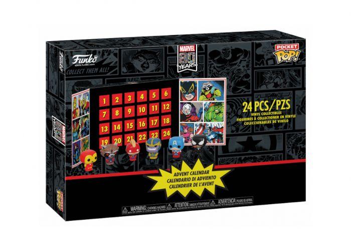 Marvel (24 figurki) - Kalendarz adwentowy