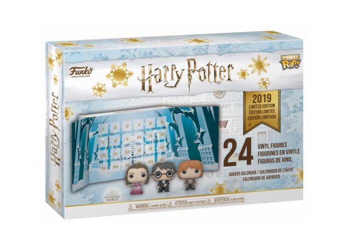 Harry Potter (24 figurki) - Kalendarz adwentowy 2