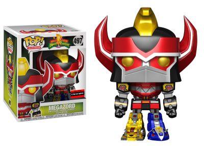 Power Rangers - Megazord (Metallic)