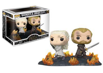 Gra o Tron - Daenerys & Jorah