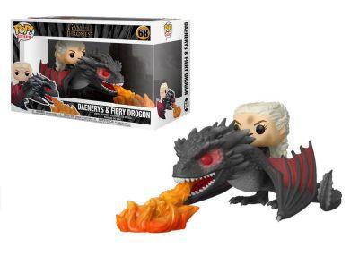 Gra o Tron - Daenerys na smoku 2