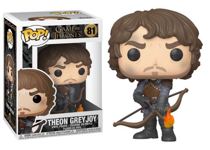 Gra o Tron - Theon Greyjoy