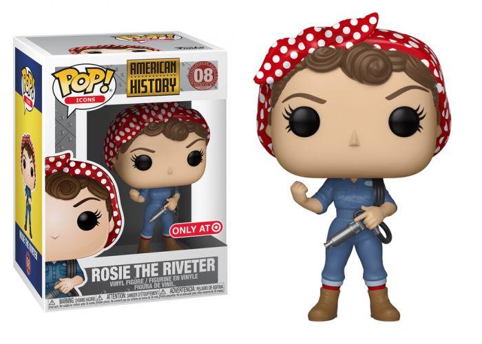 Historia USA - Rosie the Riveter