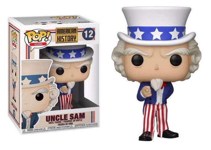 Historia USA - Uncle Sam