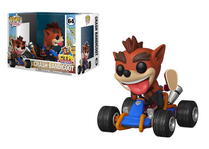 Crash Bandicoot - Crash Bandicoot 5