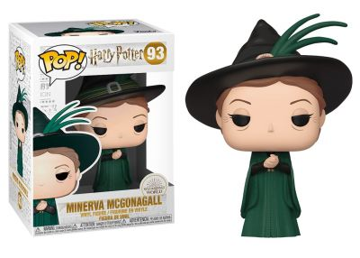Harry Potter - Minerva McGonagall 2