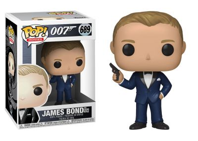 James Bond - Daniel Craig 2