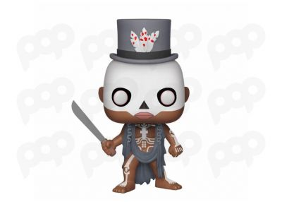 James Bond - Baron Samedi