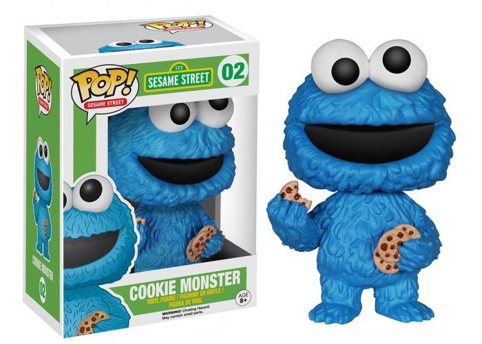 Ulica Sezamkowa - Cookie Monster