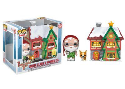 Peppermint Lane! - Święty Mikołaj & Nutmeg