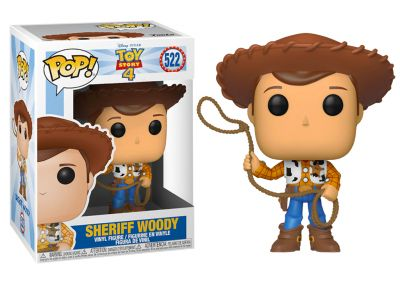 Toy Story 4 - Sheriff Woody
