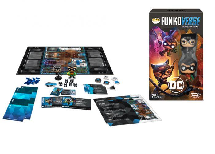 Gra planszowa Funkoverse - DC (2 graczy)