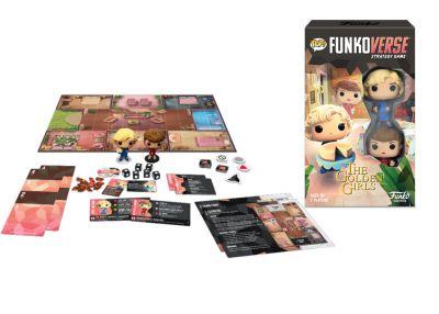 Gra planszowa Funkoverse - Złotka (2 graczy)