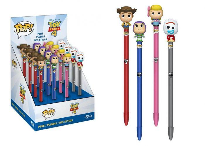 Toy Story 4 - Długopisy w ciemno