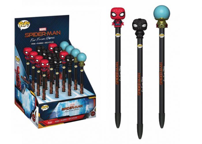 Spider-Man: Daleko od domu - Długopisy w ciemno