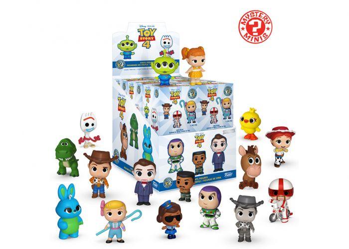 Toy Story 4 - Mystery Minis w ciemno