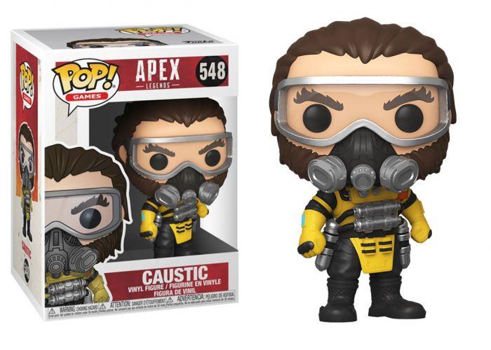 Apex Legends - Caustic